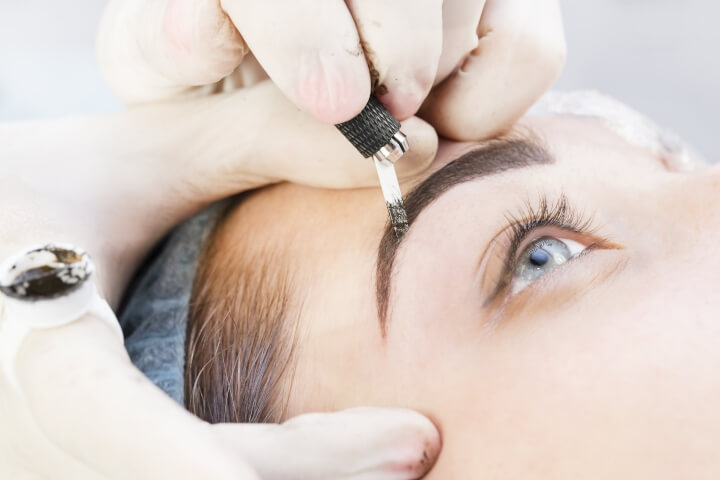 technique du microblading